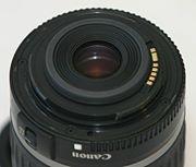 Canon EFS Lens